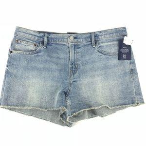 "Gap Denim Cut Off 3"" Shorts"